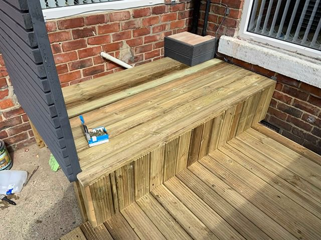 What would you put on your deck?